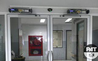 PAT Installation Automatic Door Swing ERONE DIGIWAY
