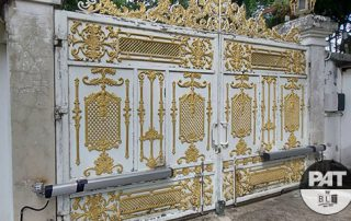 PAT Installation Automatic Gate Swing BFT GIUNO ULTRA BT A